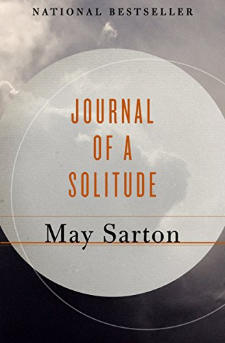 Journal of a Solitude: The Journals of Mary Sarton cover