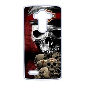 LG G4 Phone Case White Harley Davidson ZKH9385560