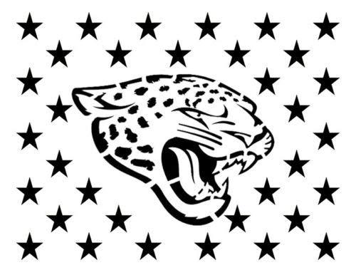 OutletBestSelling Reusable Sturdy Jacksonville Jaguars Flag Star 11