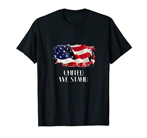 united we stand flag - 8