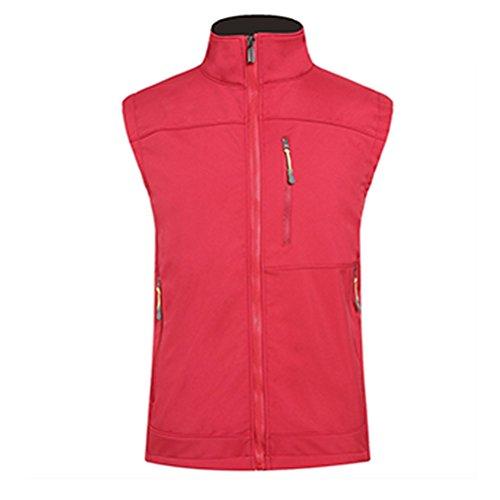 ボリューム誇大妄想優先権Zhhlinyuan Hot ウーマン Windproof Waterproof Camping Hiking Warm Vest Outdoor Vest Coat Softshell