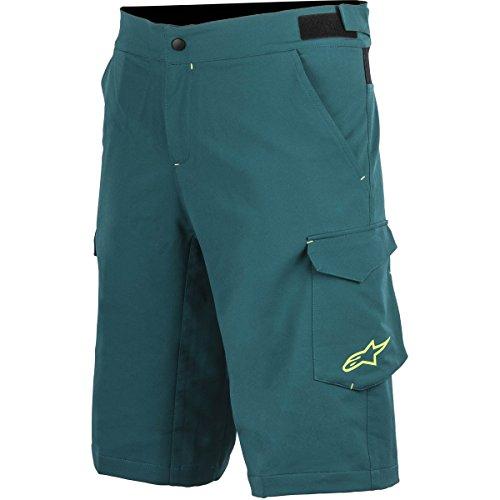 Alpinestars Men's Rover 2 Base Shorts, Size 32, Shaded Spruce Green