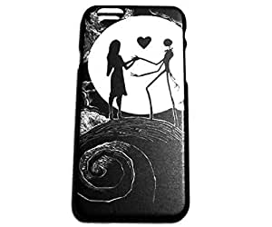 Nightmare Before Christmas Jack Skellington & Sally iPhone 6 Case 4.7-inch
