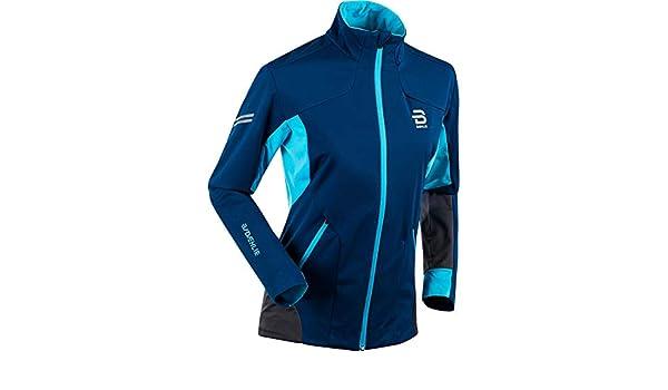 caf54e6ba Amazon.com: Bjorn Daehlie Supreme XC Ski Jacket Womens: Clothing