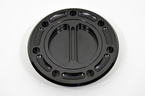 Kawasaki Black Billet Gas Fuel Cap Lid Ninja GPZ500 GPZ500S 250R 250 EX250