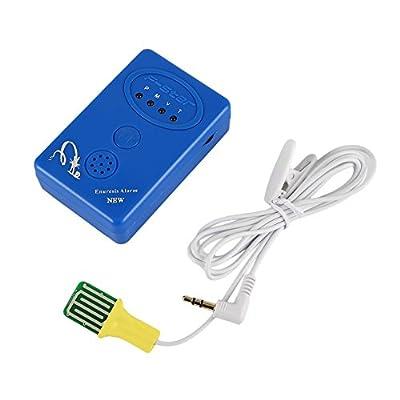 3 en 1 Multi-modos de Enuresis de Enuresis de Alarma Sistema de Tratamiento de Humectación de Cama Eficaz Dispositivo de Entrenamiento de Orinal de Control de Miniordenador