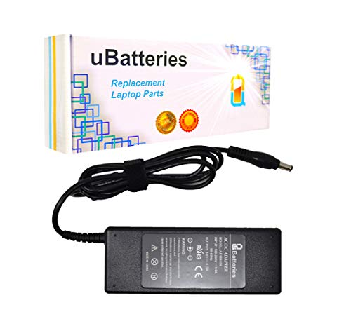 UBatteries Compatible 75W AC Adapter Charger Replacement for IBM IdeaPad G530 G550 G555 G560 S10-2 Lenovo 3000 Y510 Y530 Y550 Y650 B450 ThinkPad 130 235 240 310 340 345 360 365 365C 365CD- 16V