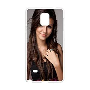 Victoria Justice Celebrity 2 Samsung Galaxy Note 4 Cell Phone Case White Gift pjz003_3405516
