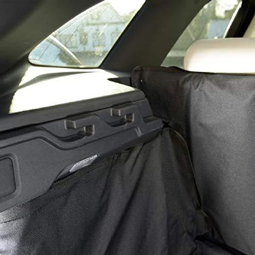 Black UK Custom Covers BL375 Tailored Boot Liner Mat