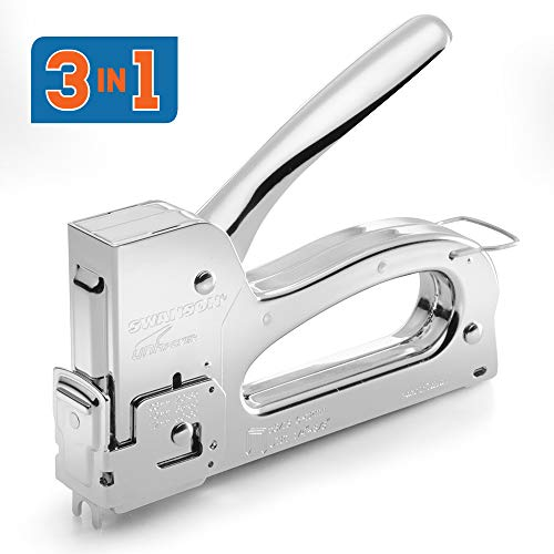 3 in 1 Multi Function Unitacker Stapler in Ship-Friendly Packaging with 3200 Fasteners