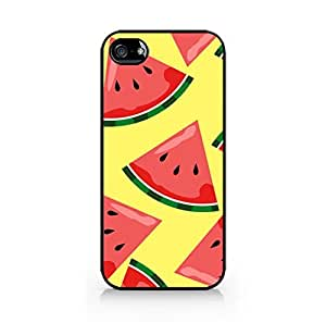Water Melon Painting Case - Hard Plastic case for iPhone 6
