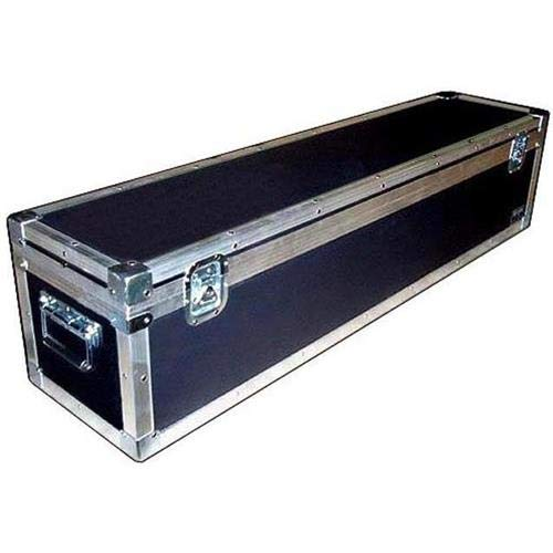 Quasar Science Q100 8' Individual Tube Carrier Road Case with Wheels