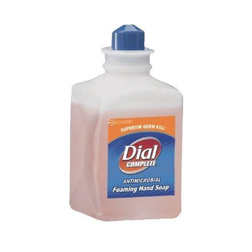 (DIA00162 - Dial Complete 00162 Light Peach Hand Soap Foam Refill Cartridge, 1 Liter by)