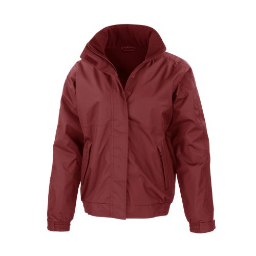 Rojo Core Hombre Jacket Impermeable para Result Channel wx60gdqgY
