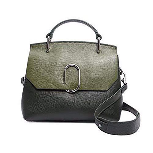 Borsa Messenger Coreana Atmosfera Bag Versione Green Borsette Moda Della Spalla Semplice Selvaggia Borse Singola dPdIFw