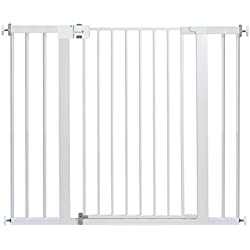 "Safety 1st Easy Install Extra Tall & Wide Gate, 36"" High, Fits Spaces between 29"" and 47"""