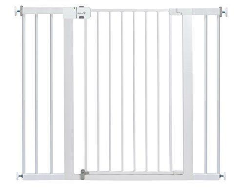 Safety 1st Easy Install Extra Tall & Wide Gate, 36'' High, Fits Spaces between 29'' and 47'' by Safety 1st