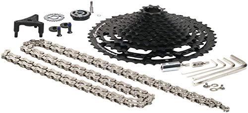 ethirteen Components TRS Plus 12 Speed Upgrade Kit Black, 12 Speed Upgrade, 9x46t