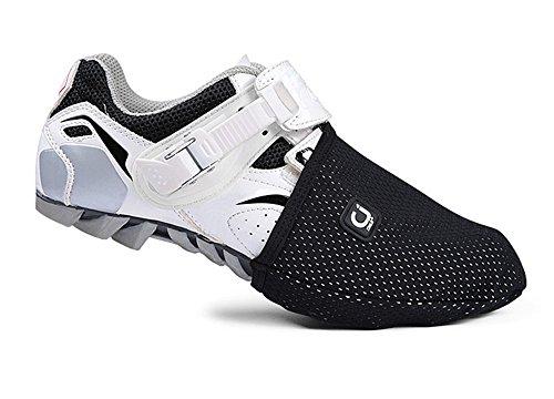 d'hiver route Housse Chaussures vélo thermique pour de VTT Cyclisme West anti polaire en poussière Noir noir serrure automne Chaussures BwxCHqavt