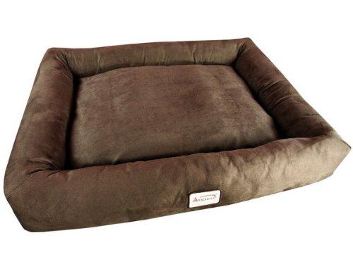 armarkat-medium-pet-bed-d03hkf-mh-m-mocha-and-beige