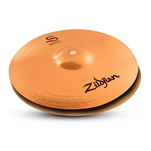 "Zildjian 10"" S Hi Hat Cymbals Pair"