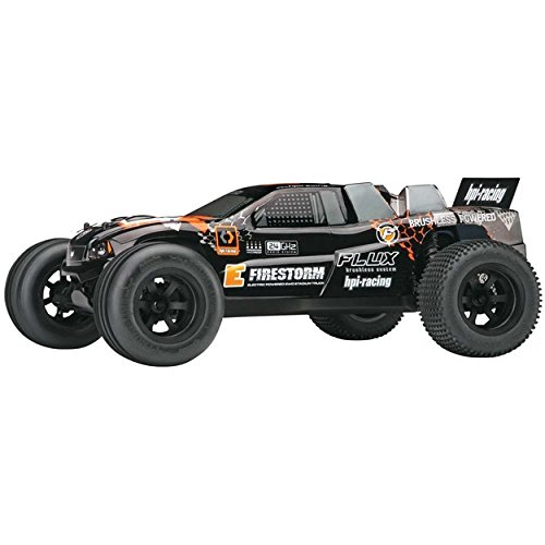Storm Racing (HPI Racing 112878 E-Firestorm RTR Flux Vehicle)