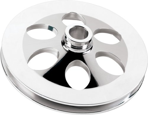 Billet Specialties 86420 Power Steering Pulley V Belt (Pulley Billet)