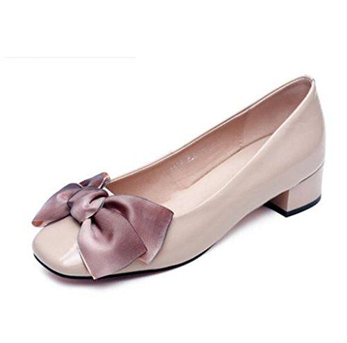 Zapatos Individuales para Mujeres, Zapatos Cómodos Antideslizantes, Zapatos Perezosos, Sandalias Gruesas C