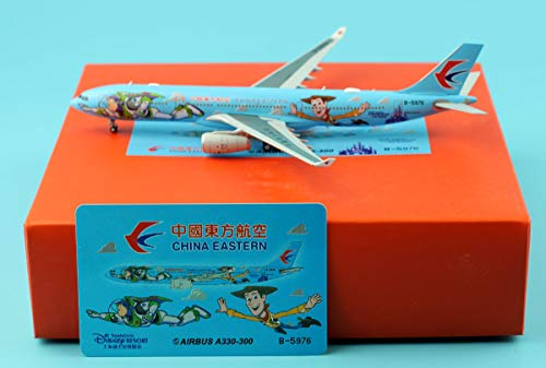 - JC Wings 1:400 China Eastern Airbus A330-300 Toy Story Diecast Model B-5976