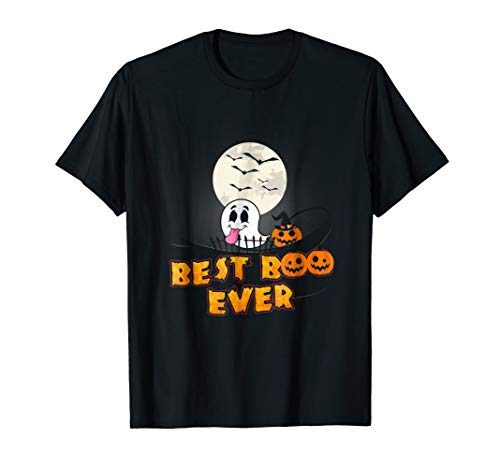 Best Boo Ever Tshirt Halloween Costume Shirt -