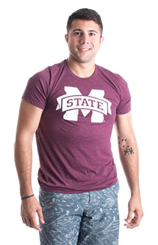 Mississippi State University | MSU Bulldogs Vintage Style Unisex T-shirt