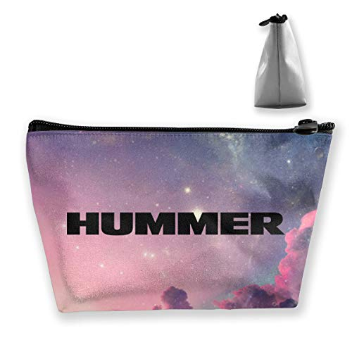NEST-Homer Hummer H2 Car Storage Bag Handbag Purse Cosmetic Pouch Wallet Portable Makeup Receive Bag Large Capacity Bags Travel Wash Bag