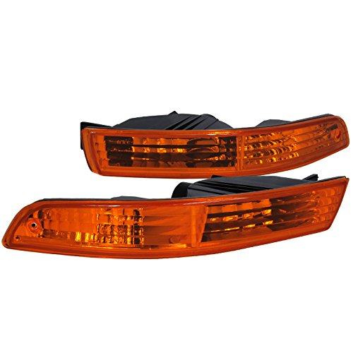 97 integra bumper lights - 2