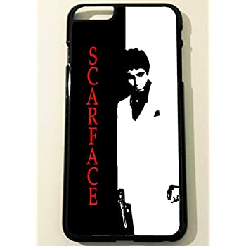 Juntsai The Godfather Scarface TPU Phone Case For Apple ... |Scarface Phone Case