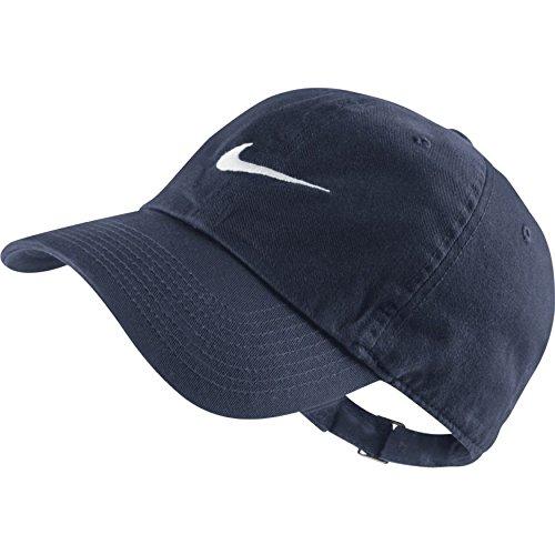 dc443e8d7d9 Nike Heritage Swoosh H86 Cap - Obsidian White