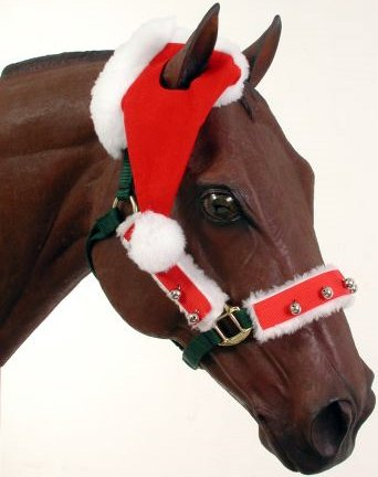 Tough 1 One Ear Santa Hat from ()