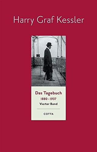 Das Tagebuch 1880 - 1937. Vierter Band: 1906 - 1914