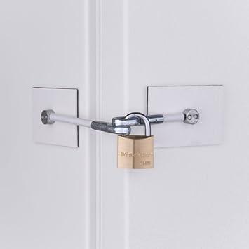 Cerradura para puerta de frigorífico, Modelo: mldoorw, Tools & hardware Store