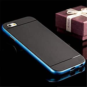 PG High Quality Hard Case for iPhone 6 Plus(Black)