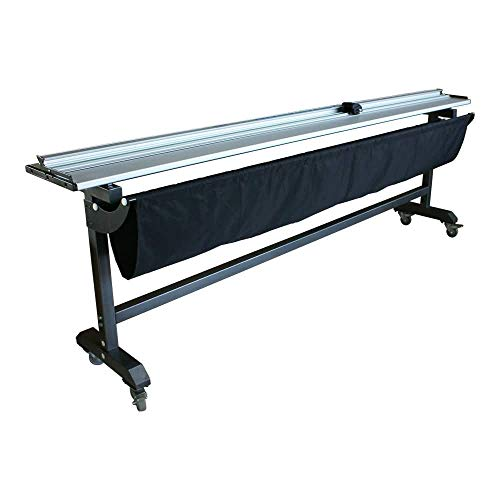 100 Inch Large Format Paper Trimmer Cutter with Support Stand ()