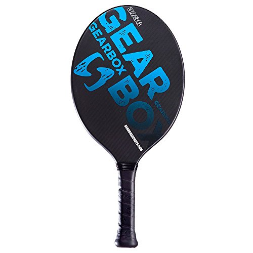 Gearbox Classic 325 (Oval shape) Paddleball Paddle (3 15/16