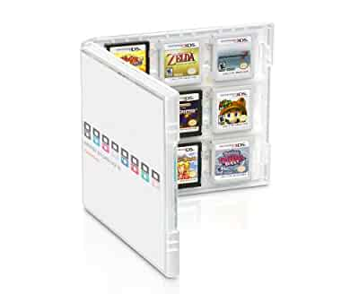 Amazon Com Club Nintendo 3ds Game Card Case The Legend Of Zelda