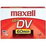 MAXELL DV-C60 Digital Camcorder Tape