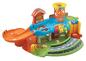 Amazon.com: VTECH TOOT TOOT DRIVERS GARAGE EDUCATIONAL TOY ...
