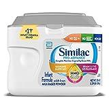 Similac Pro-Advance Infant Baby Formula with Iron