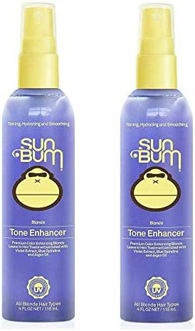 Hair Styling: Sun Bum Tone Enhancer