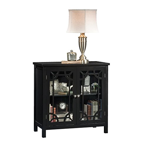 Sauder 420130 Palladia Display Cabinet, L: 31.50