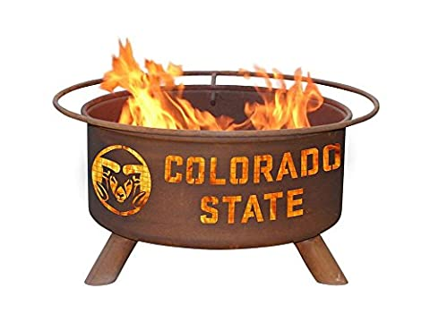 Patina Products F469 Colorado State Fire Pit - Patina Pits