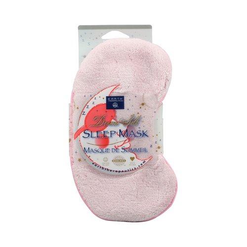Earth Therapeutics Sleep Mask Pink - 1 Mask