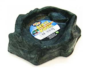 Zoo Med Repti Rock Water Dish for Fish, X-Small